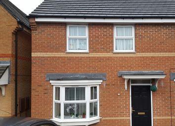 3 bed semi-detached house to rent in Avonmouth Drive, Alvaston, Derby DE24