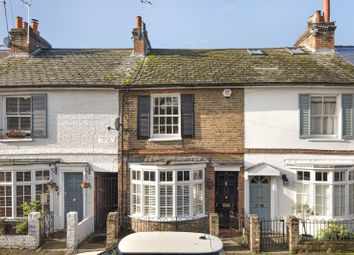 2 bed terraced house for sale in Park Road, Esher KT10