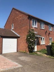 Thumbnail 3 bedroom semi-detached house to rent in Ferguson Way, Attleborough