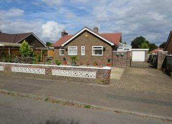 Thumbnail 3 bed detached bungalow for sale in De-Narde Road, Dereham