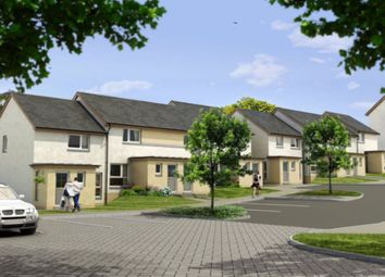 Thumbnail 3 bed detached house for sale in Easter Langside Gardens, Dalkeith