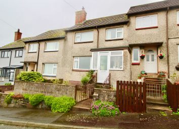 Thumbnail 3 bed terraced house for sale in Llwyn Gwgan, Llanfairfechan