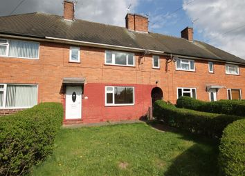 Thumbnail 4 bedroom terraced house for sale in Berwick Close, Nottingham