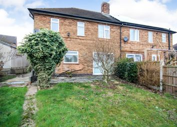 Thumbnail 3 bed semi-detached house to rent in Holmewood Crescent, Bestwood Park, Nottingham