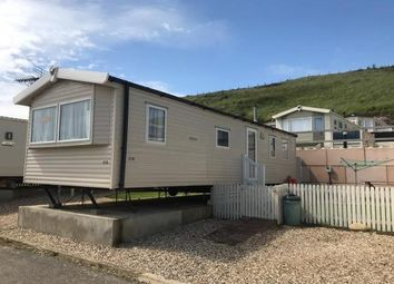 Thumbnail 2 bed bungalow for sale in Freshwater Beach Holiday Park, Burton Bradstock, Bridport