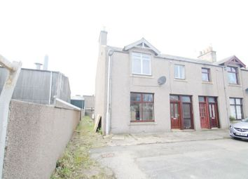 Thumbnail 1 bed end terrace house for sale in 23, Maconochie Place, Fraserburgh AB439Th