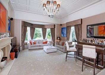 Thumbnail 2 bedroom flat for sale in Warren Hall, Manor Road, Loughton, Essex
