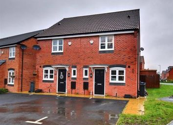Thumbnail 2 bed semi-detached house for sale in Fielders Drive, Scraptoft, Leicester