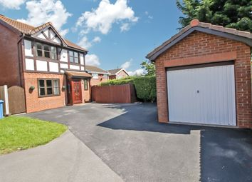 Thumbnail 3 bed detached house for sale in Walnut Crescent, Rhyl