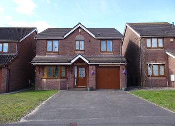 Thumbnail 4 bed detached house for sale in Mariners Point, Aberavon, Port Talbot, Neath Port Talbot.