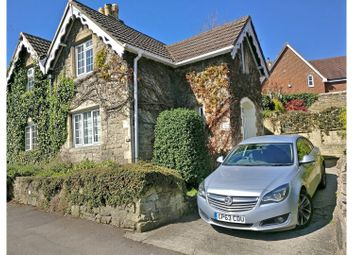 Thumbnail 2 bed semi-detached house for sale in Drove Road, Swindon