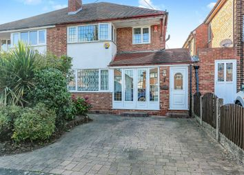 Thumbnail 3 bedroom semi-detached house for sale in Elmbridge Road, Perry Barr, Birmingham