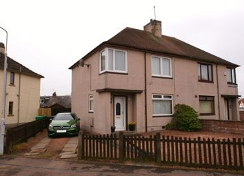 Thumbnail 3 bed semi-detached house for sale in Montrave Crescent, Leven