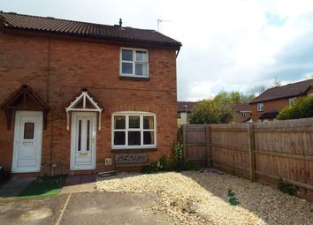 Thumbnail 3 bed end terrace house for sale in Tamworth Drive, Shaw, Swindon, Wiltshire