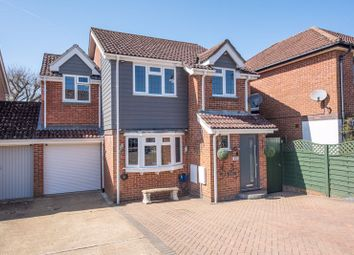 Thumbnail 3 bed link-detached house for sale in Forge Rise, Uckfield