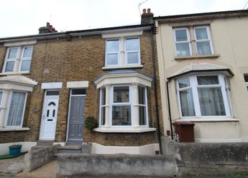 Thumbnail 3 bed terraced house for sale in Barnsole Road, Gillingham, Kent
