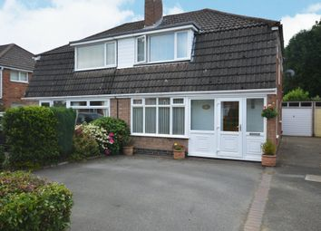 3 bed semi-detached house for sale in Bronte Close, Shirley, Solihull B90