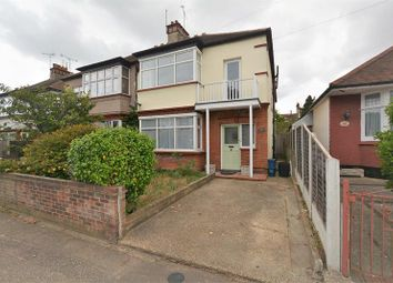 Thumbnail 2 bed flat for sale in Honiton Road, Southend-On-Sea