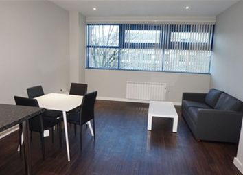 Thumbnail 1 bed flat to rent in Axis House, 242 Bath Road, Harlington, Middlesex