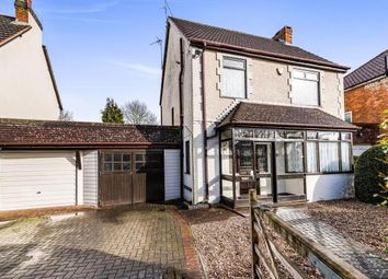 Thumbnail 3 bed detached house for sale in West Heath Road, Northfield, Birmingham, West Midlands