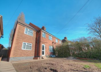 Thumbnail 8 bed semi-detached house for sale in Charter Avenue, Coventry