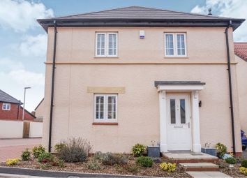 Thumbnail 3 bed detached house for sale in Greenfield Road, Watchet