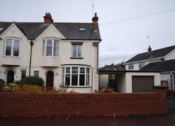 Thumbnail 5 bed semi-detached house for sale in Croslands Park, Barrow In Furness