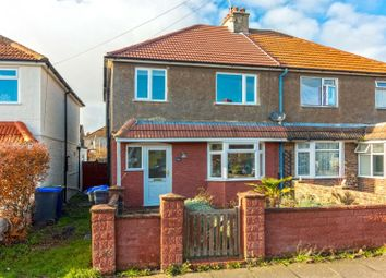 3 bed semi-detached house for sale in First Avenue, Lancing BN15
