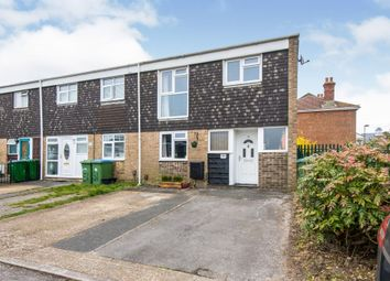 Ludlow Road, Southampton SO19. 3 bed end terrace house for sale