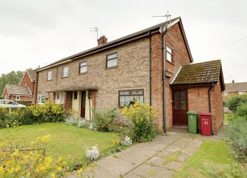 Thumbnail 3 bed semi-detached house for sale in Horstead Avenue, Brigg