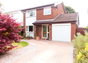 Thumbnail 3 bed detached house for sale in Rosewood Grove, Saughall, Chester