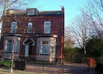 Thumbnail 2 bed flat to rent in Norwood Road, Stretford, Manchester
