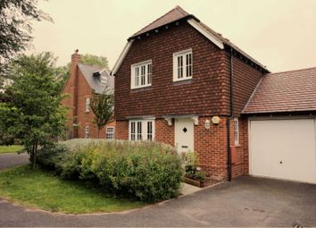 Thumbnail 3 bed detached house for sale in Vigor Close, West Malling
