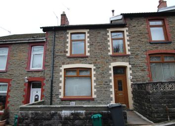 Thumbnail 2 bed terraced house to rent in Victor Street (B18), Mountain Ash