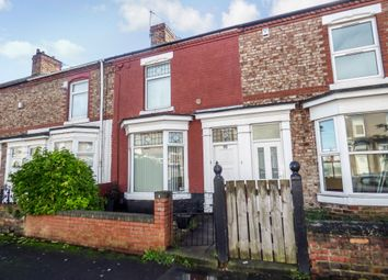 Thumbnail 3 bed terraced house for sale in Londonderry Road, Stockton-On-Tees