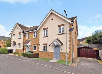 Thumbnail 3 bed semi-detached house for sale in Lodge Wood Drive, Ashford