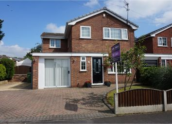 Thumbnail 4 bed detached house for sale in Siskin Road, Offerton