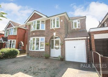 4 bed detached house for sale in Westminster Road, Davyhulme, Manchester M41