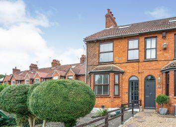 3 bed end terrace house for sale in Marsh Drive, Great Linford, Milton Keynes MK14