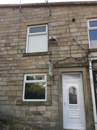 Thumbnail 1 bed terraced house to rent in Abbey Street, Bacup