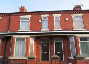 Thumbnail 4 bed terraced house to rent in Crofton Street, Manchester