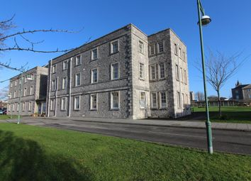 Thumbnail 2 bed flat for sale in Craigie Drive, Stonehouse, Plymouth