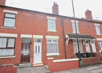Thumbnail 2 bedroom terraced house for sale in St. Lawrences Road, Coventry