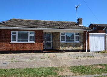 Thumbnail 3 bed detached bungalow for sale in Keer Avenue, Canvey Island