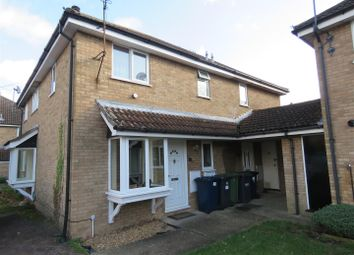 Thumbnail 1 bedroom end terrace house to rent in Bure Close, St. Ives, Huntingdon