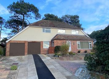 Thumbnail 3 bed detached house for sale in Hurst Hill, Canford Cliffs, Poole
