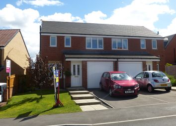 Thumbnail 3 bed semi-detached house for sale in Orchid Road, Hartlepool