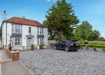 Thumbnail 3 bed detached house for sale in Street End Road, Sidlesham Common, Chichester