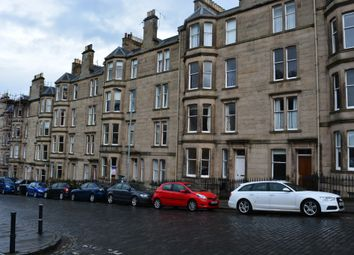 Thumbnail 3 bed flat to rent in Comely Bank Avenue, Edinburgh