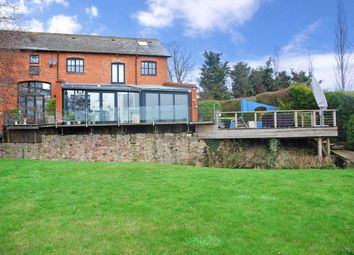 Thumbnail 4 bedroom barn conversion for sale in Rewe, Exeter, Devon